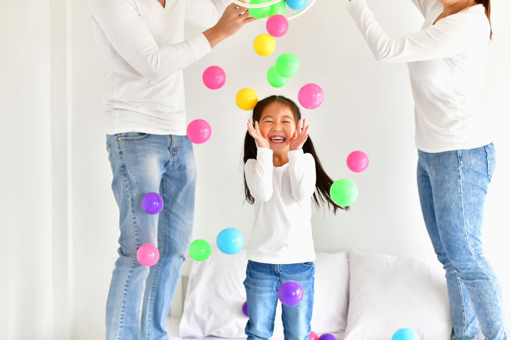 Family bonding activities can be fun and meaningful for children!