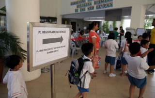 P1 registration for the 2019 cohort kicked off yesterday, and will last until Oct 31.PHOTO: ST FILE